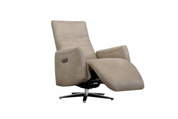 Поворотне м'яке крісло 196EM-FK-1P. Київ. Супермаркет диванів Relax Studio