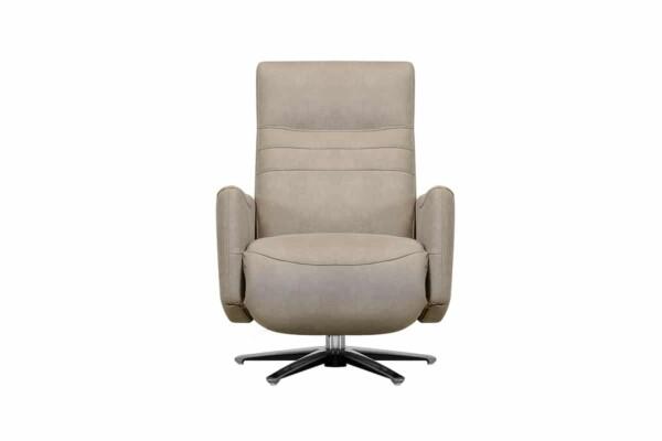 М'яке крісло з реклайнером та поворотним механізмом 196EM-FK-1P купити недорого в супермаркеті диванів Релакс Студіо