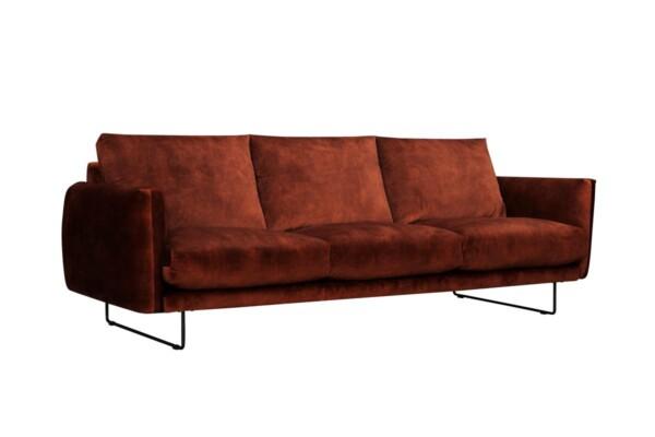 Велюровий диван купити в Україні. Для гламурних інтер'єрів. Супермаркет диванів Relax Studio