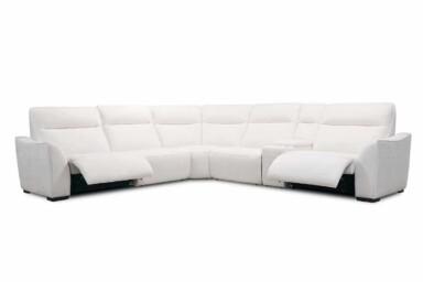 Великий кутовий диван з високою спинкою купити Київ 31945emo-fk. Супермаркет диванів Релакс Студіо
