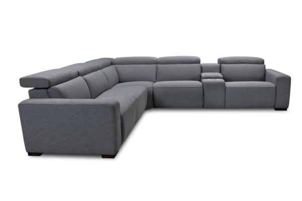 Купить угловой диван с высокой спинкой Киев. Супермаркет диванов Релакс Студио