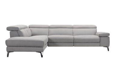 Угловой диван в ткани не раскладной купить Киев | Супермаркет диванов Релакс Студио