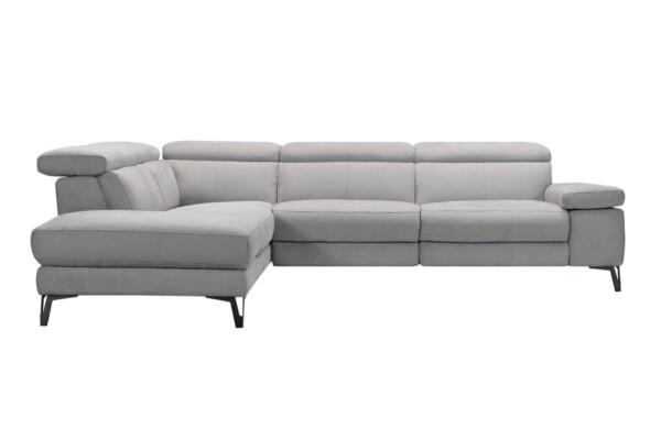 Кутовий диван в тканині не розкладний купити Київ | Супермаркет диванів Релакс Студіо