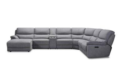 Кутовий диван для великої вітальні. Модель 32692. Київ. Супермаркет диванів Релакс Студіо