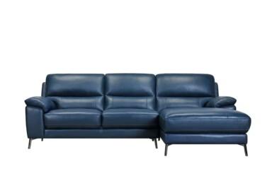 Кожаный диван Диван угловой 32700-LM-2.5PL + CSAR купить в Украине по доступной цене