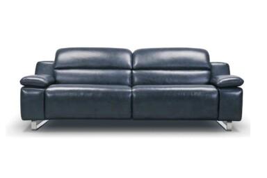 Сучасний диван з хромованими ніжками 32764. Супермаркет диванів Релакс Студіо