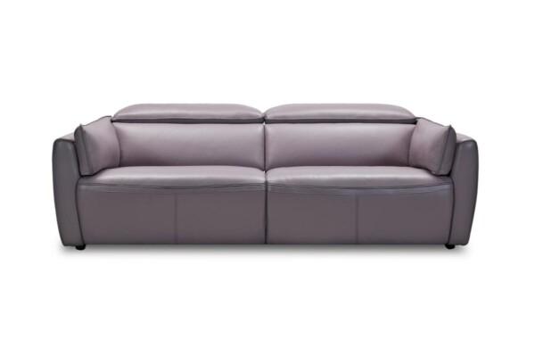 Стильный кожаный диван 32824EM купить в Киеве | Супермаркет диванов Relax Studio