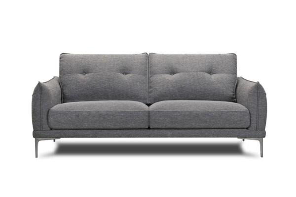 Стильний диван на хромованих ніжках. Модель 32910. Київ. Супермаркет диванів Relax Studio