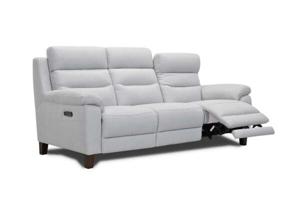 Класичний диван з електричним реклайнером. Супермаркет диванів Relax Studio