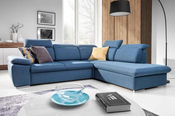 Диван угловой Aldo. Со спальным местом для ежедневного сна | Супермаркет диванов Relax Studio