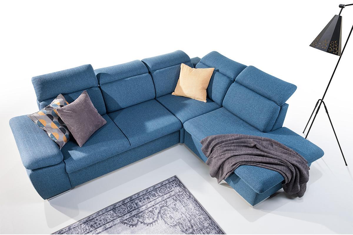 Диван кутовий Aldo. М'які меблі для інтер'єрів у сучасному стилі | Супермаркет диванів Rela Studio