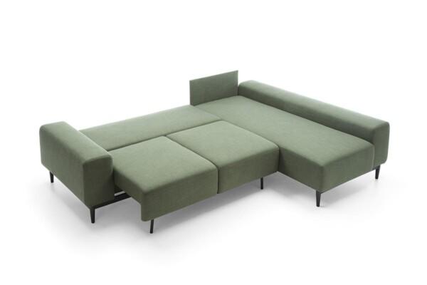 Диван кутовий Arte | Обладнано розкладним спальним місцем | Супермаркет диванів Relax Studio