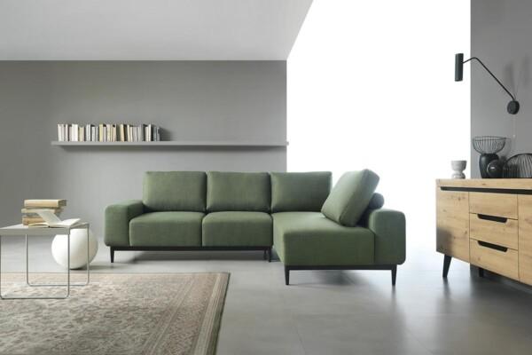 Диван кутовий Arte | На високих ніжках | Супермаркет диванів Relax Studio
