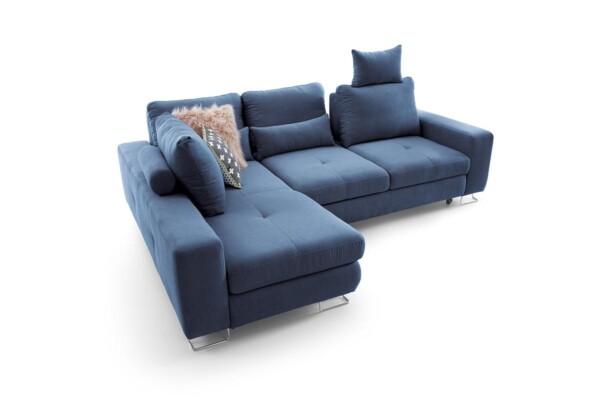 Диван кутовий Asti | Комфортний та стильний. З додатковими підголівниками | Супермаркет диванів Relax Studio