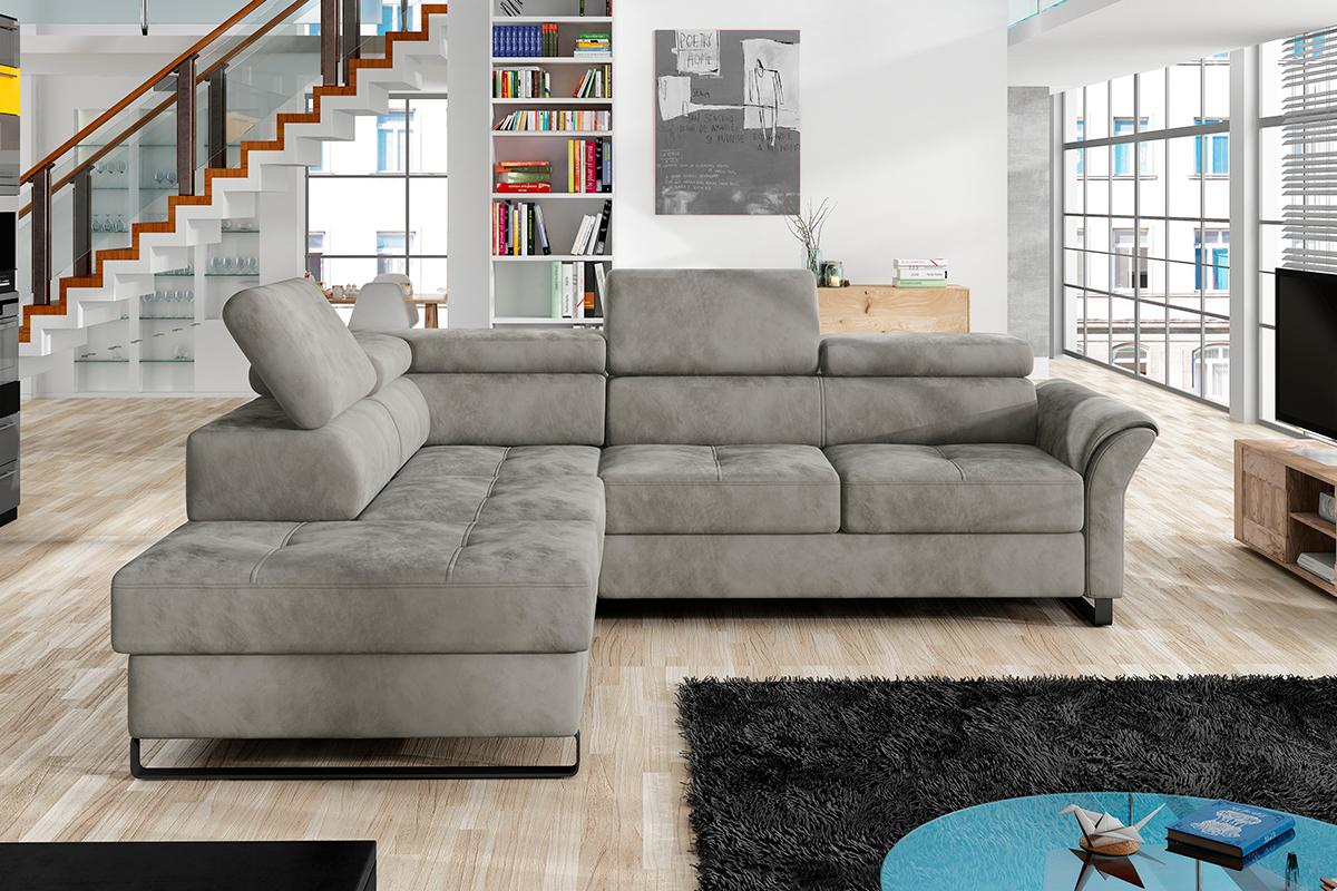 Особливості та переваги кутових диванів в інтер'єрі