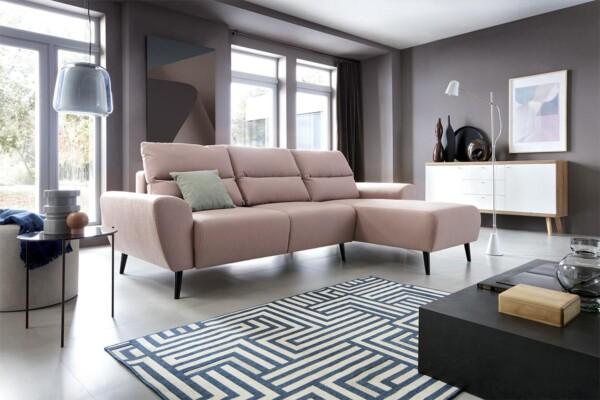 Диван кутовий Bosco | Диван в скандинавському стилі | Супермаркет диванів Relax Studio