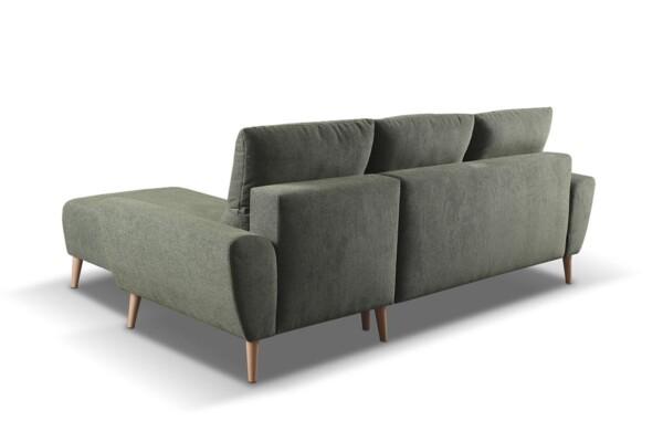 Диван кутовий Bosco | З можливістю встановлення у центрі кімнати | Супермаркет диванів Relax Studio