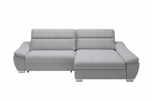 Невеликий кутовий диван з розкладним спальним місцем - Cala. Супермаркет диванів Relax Studio