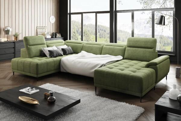 Диван кутовий Calvaro Xl | Для великих та середніх приміщень | Супермаркет диванів Relax Studio