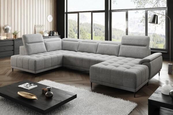 Диван кутовий Calvaro Xl | З розкладкою для сну | Супермаркет диванів Relax Studio