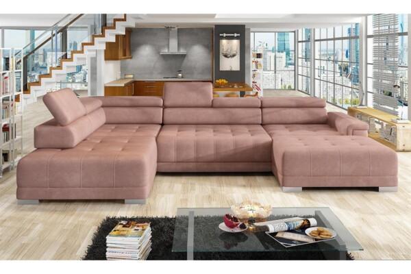 Угловой диван Campo XL | Модульный угловой диван с раскладкой для ежедневного сна | Супермаркет диванов RelaxStudio