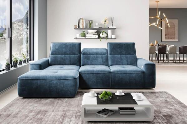 Невеликий диван Colombo-Mini з спальним місцем купити Київ. Супермаркет диванів Relax Studio