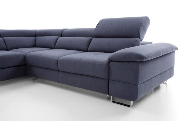 Кутовий диван Costa | Для інтер'єрів у стилі хай-тек | Супермаркет диванів Relax Studio