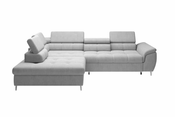 Угловой диван с раскладным спальным местом и нишей для белья. Киев. Супермаркет диванов Relax Studio