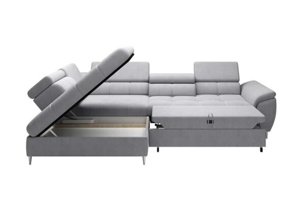 Угловой диван с раскладкой и нишей для белья купить Киев. Супермаркет диванов Relax Studio