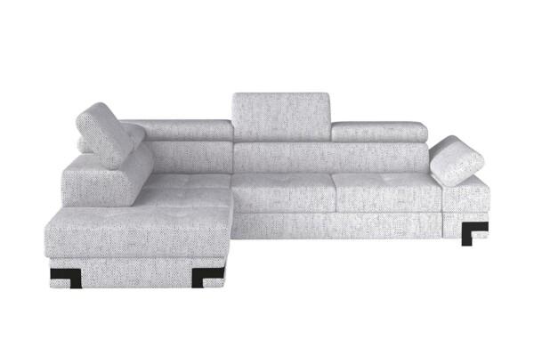 Угловой диван небольшого размера купить в Киеве. Модель Emporio L. Супермаркет диванов Relax Studio