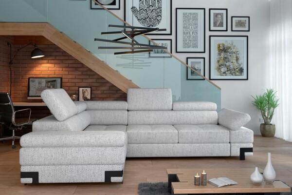 М'який куточок Emporio L2 купити в Україні Супермаркет диванів Relax Studio
