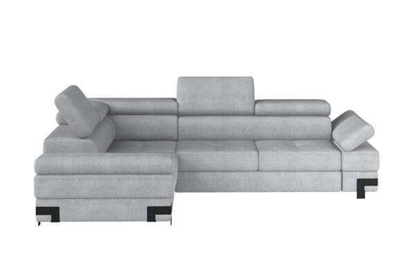 Диван кутовий з розкладним спальним місцем - Emporio L. Супермаркет диванів Relax Studio