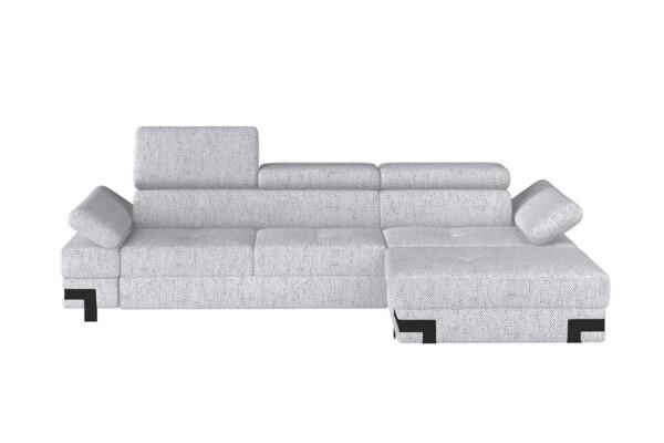 Диван кутовий з розкладним спальним місцем - Emporio mini. Супермаркет диванів Relax Studio