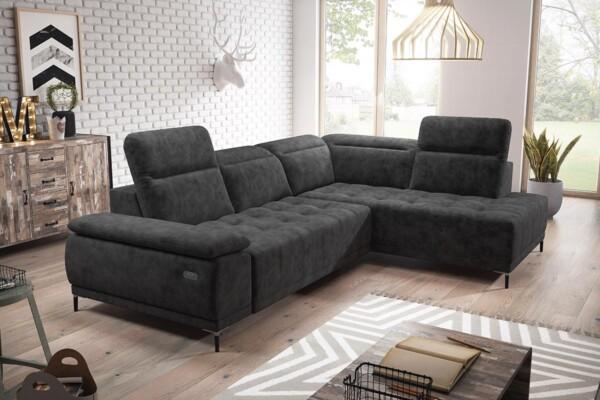 Угловой диван Focus-L купить в Украине. Супермаркет диванов Релакс Студио