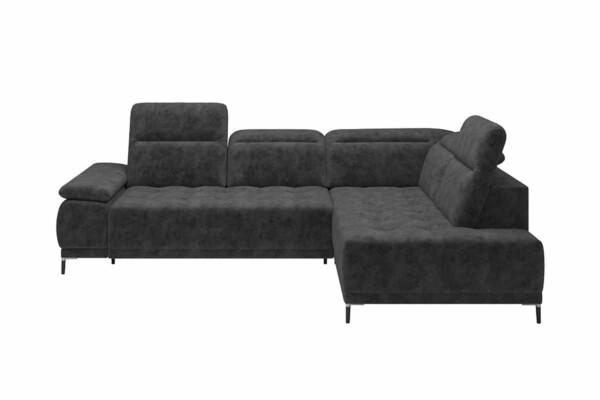 Угловой диван Focus-L купить Киев. Электрическая раскладка спального места. Супермаркет диванов Relax Studio
