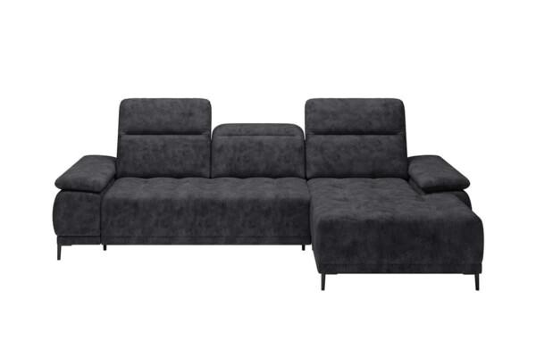 Угловой диван Focus-Mini купить Киев. Электрическая раскладка спального места. Супермаркет диванов Relax Studio