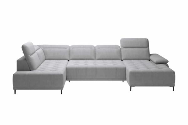 Угловой диван Focus-XL купить Киев. Электрическая раскладка спального места. Супермаркет диванов Relax Studio