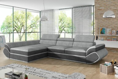 Недорогий кутовий диван купити в Україні. Модель Genesis-Mini. Супермаркет диванів Relax Studio