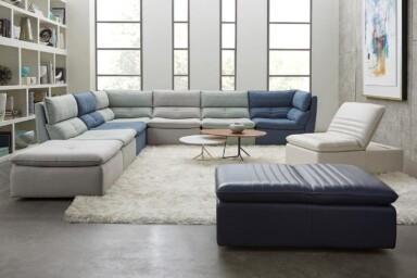 Модульный диван GL-11556-RS купить в Киеве. Супермаркет диванов Релакс Студио