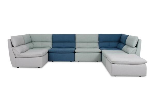 Модульный диван GL-11556. Супермаркет диванов Relax Studio