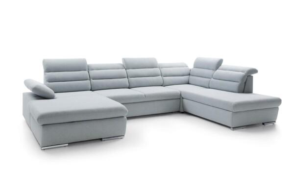 Угловой диван Greco II - с механизмом раскладки для постоянного сна | Салон мебели Relax-Studio в Киеве