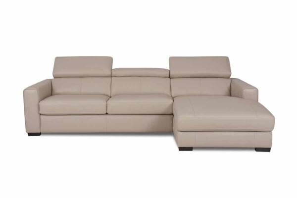 Кутовий диван з розкладним механізмом міленіум. Модель HTL-12060. Супермаркет диванів Relax Studio