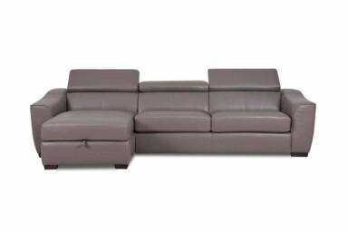 Кутовий диван HTL-12178 для інтер'єрів у сучасному стилі. Супермаркет диванів Relax Studio