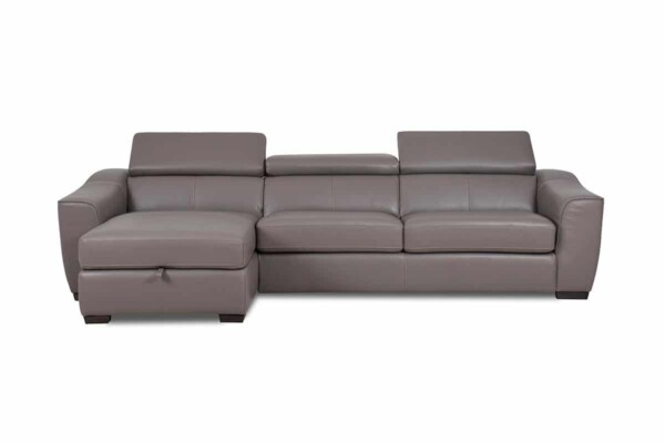 Угловой диван HTL-12178 для интерьеров в современном стиле
