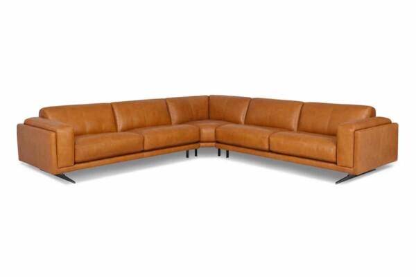 М'який куточок HTL-6155 купити Київ. Кутові дивани для великої вітальні. Супермаркет диванів Релакс Студіо
