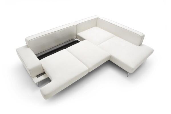 Диван у стилі модерн з розкладним місцем для сну. Модель Livio (Livio)