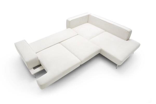 Диван у стилі мінімалізм з розкладним спальним місцем, Модель Livio