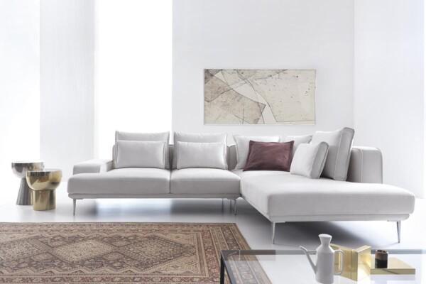 Угловой диван Livio. Мебель модерн купить в Киеве
