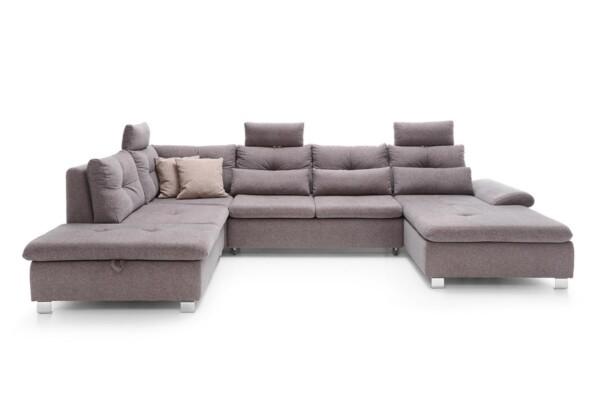 Кутовий диван Madeira set.3 | Для великої кімнати | Польські м'які меблі в салоні меблів Relax Studio. Київ. ТЦ Аракс