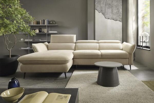 Кутовий диван Манго, М'які меблі у сучасному дизайні. Київ. Салон меблів Релакс Студіо